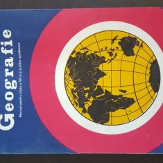 Geografie - manual pentru clasa a VII-a a scolilor ajutatoare, Clasa 7