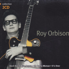 CD Pop: Roy Orbison - Collection ( 2 CD-uri originale, stare foarte buna )