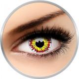Cumpara ieftin Crazy Dire Wraiths - lentile de contact colorate galbene anuale - 360 purtari (2 lentile/cutie)
