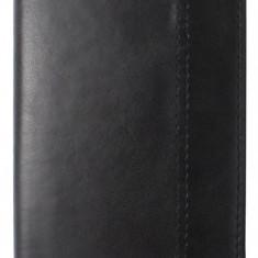 Husa tip carte cu stand Prestige neagra pentru Samsung Galaxy S10e (G970F)