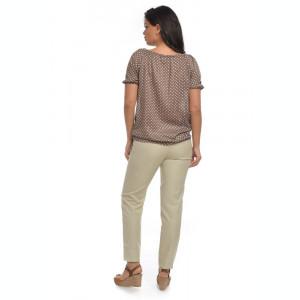 Bluza dama Bej tip IE cu buline