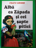 FRAȚII GRIMM - ALBA CA ZĂPADĂ ȘI CEI 7 PITICI