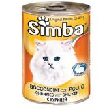 Conserva pisica, SIMBA PUI 415 gr