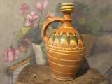 Arta / Traditie - Ulcior realizat manual din zona etnografica Oboga / jud. Olt !