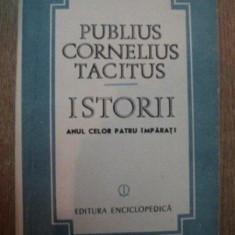 Tacitus ISTORII Anul celor patru imparati trad. noua de Gh. Ceausescu