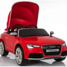 Masinuta electrica Audi RS5, rosu