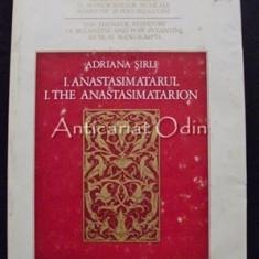 Anastasimatarul - Adriana Sirli