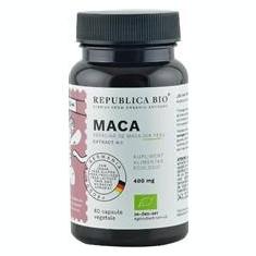 Maca Extract Bio Republica Bio 60cps Cod: 1002919