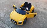 De vanzare Audi R8 Spyder, masina electrica ptr copii