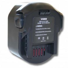 Acumulator pentru aeg bs12g u.a. 12v, ni-mh, 2100mah, B1215R, B1220R