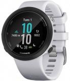 Ceas activity tracker Garmin Swim 2, GPS, Silicon (Alb)