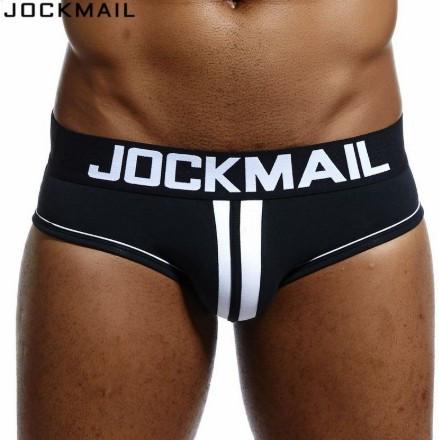 Sexy Chiloti Jockstrap Barbati Male JockMail Push Up Suspensor Boxeri Mesh Open