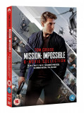 Mission Impossible DVD - The 6-Movie Complete Collection, Engleza, paramount
