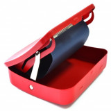 Aparat rulat tutun metalic COLOR TORO 70 mm (ROLLING BOX)