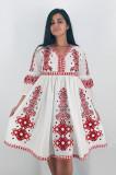 Cumpara ieftin Rochie Traditionala Fiorela 12