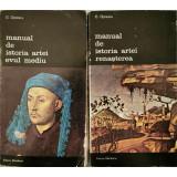 Manual de istoria artei (Vol. 1 + 2) - G. Oprescu