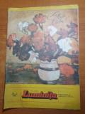 Revista pentru copii - luminita ianuarie 1986