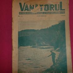 REVISTA VÂNĂTORUL  1940
