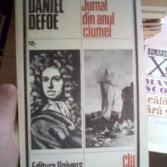 Jurnal din anul ciumei – Daniel Defoe