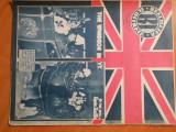 Revista Realitatea Ilustrata, 22 nov. 1938, regele CarolII si regele George VI