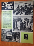 sport si tehnica iulie 1971-avionul romanesc IS-24,masini romanesti in africa