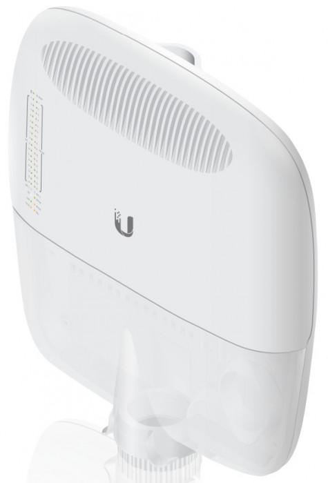 Router UbiQuiti Gigabit EdgePoint EP-R8, 8 x LAN, Alb WISP Control Point Layer-3