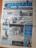Ziarul magazin 4 aprilie 1996-articol despre arnold schwarzenegger