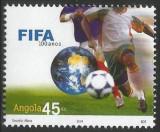 ANGOLA 2006 FOTBAL CENTENAR FIFA