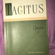 P. Cornelius Tacitus OPERE Vol. 1 Oratori Agricola Germani
