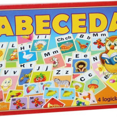 Joc Educativ Invata Alfabetul, Limba Straina