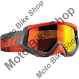 MBS Ochelari motocross Thor Sniper Warship, gri inchis/portocaliu, Cod Produs: 26011942PE