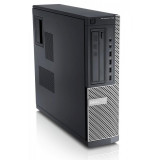 Calculatoare second hand Dell Optiplex 790 DT, Core i3-2100, 4GB