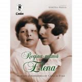 Regina-mama Elena, Corint