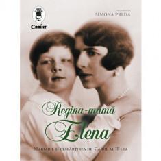 Regina-mama Elena | Simona Preda