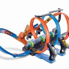 Circuit pentru masinute Hot Wheels - Cursa extrema