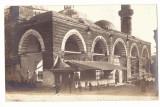 4915 - CONSTANTA, Agvariul Romania - old postcard, CENSOR real PHOTO - used 1916