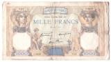 Franta 1940, 23 mai - 1000 franci