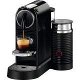 Espressor Nespresso CitiZ & Milk Black D122-EU-BK-NE, 19 bari, 1720 W, 1 l, Negru + 14 capsule cadou