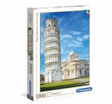 Cumpara ieftin Puzzle Turnul din Pisa, 1000 piese, Clementoni