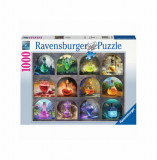 Cumpara ieftin Puzzle Potiuni, 1000 piese, Ravensburger
