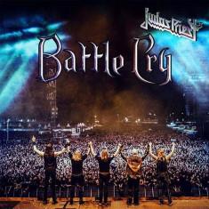 Judas Priest Battle Cry (cd)