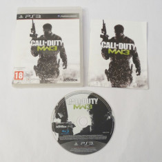 Joc SONY Playstation 3 PS3 - Call of Duty MW3