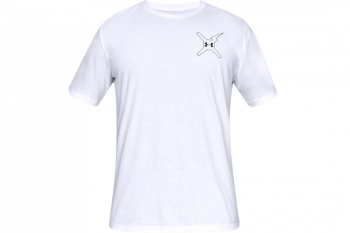Tricou Under Armour Wait For Nobody SS 1329601-100 pentru Barbati