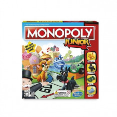 Board Game Hasbro Monopoly Junior