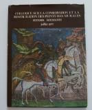 Vasile Drăguț  - Colloque sur la conservation et la restauration des peintures..