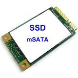 128GB SSD mSATA Laptop Desktop PC SATA III  , SSD mSATA 3  Testat , Functional, 128 GB