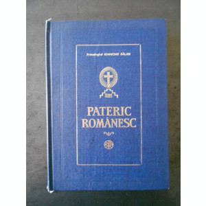 IOANICHIE BALAN - PATERIC ROMANESC (1990)