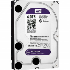 Hard disk 4000GB -WD PURPLE WD40PURX