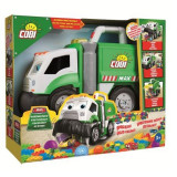Camionul Dusty, Aspiratorul de jucarii, baterii incluse, Electrice, Plastic, Disney