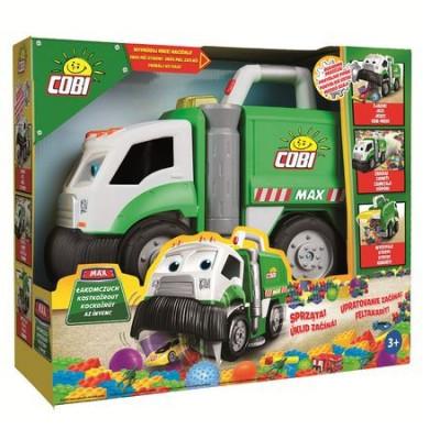 Camionul Dusty, Aspiratorul de jucarii, baterii incluse foto